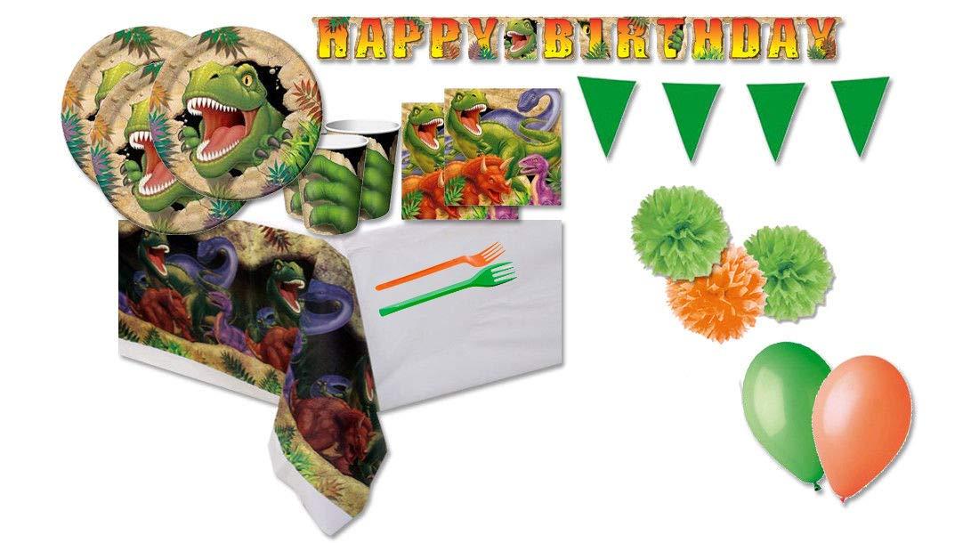 dinosauri Fiesta de cumpleaños: Amazon.es: Juguetes y juegos