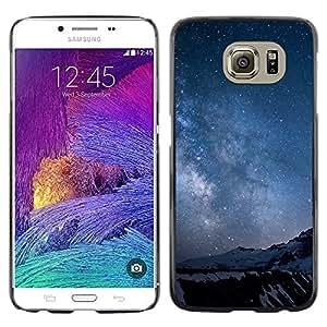 Stuss Case / Funda Carcasa protectora - Mystical Illusion Of The Snow - Samsung Galaxy S6
