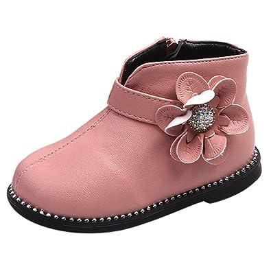 Babys Sneaker HEETEY Junge Mädchen Schuhe Mode lässig Winter Schneestiefel Plus SAMT Rutschfeste Stiefel warme Schuhe Schuhe Martin Schneestiefel