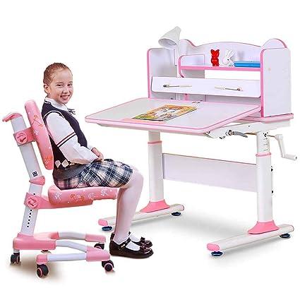 Juegos de mesas y sillas Mesa de Estudio para niños y ...