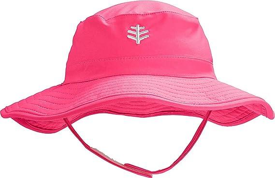 18710599 Coolibar UPF 50+ Baby Splashy Bucket Hat - Sun Protective (2T-3T-
