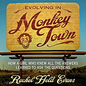 Evolving in Monkey Town Audiobook