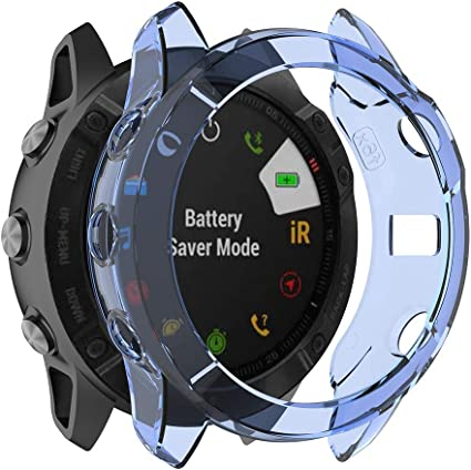Amazon.com: Case Compatible with Garmin Fenix 6 Smartwatch ...