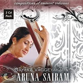 Amazon.com: Gayaka Vaggeeyakaras: Aruna Sairam: MP3 Downloads