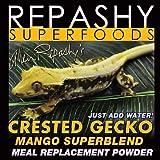 Repashy Crested Gecko MRP Diet - Food 'Mango' Superblend 12 Oz (3/4 lb) 340g JAR