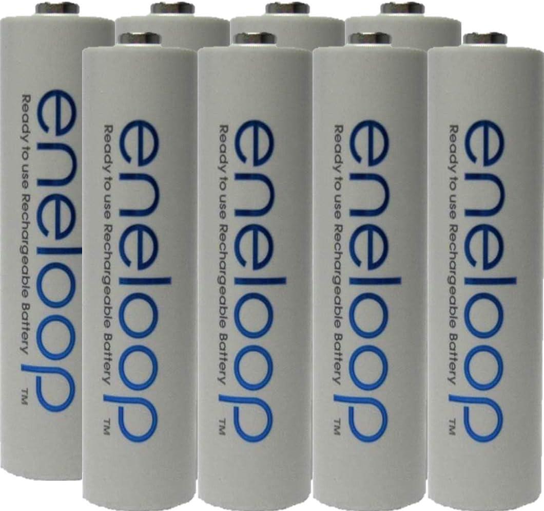 Amazon.com: Panasonic Eneloop AAA baterías ...
