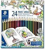 Staedtler 24 Ct Johanna Basford Colored Pencils (185 C24JB)