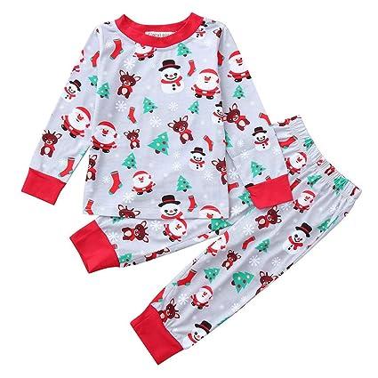 Chandal Bebe Disfraces Halloween Bebe Niño Pequeño Bebé Niños Chicas Navidad Camiseta De Manga Larga Con