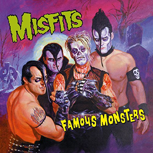 Misfits Static Age - Famous Monsters