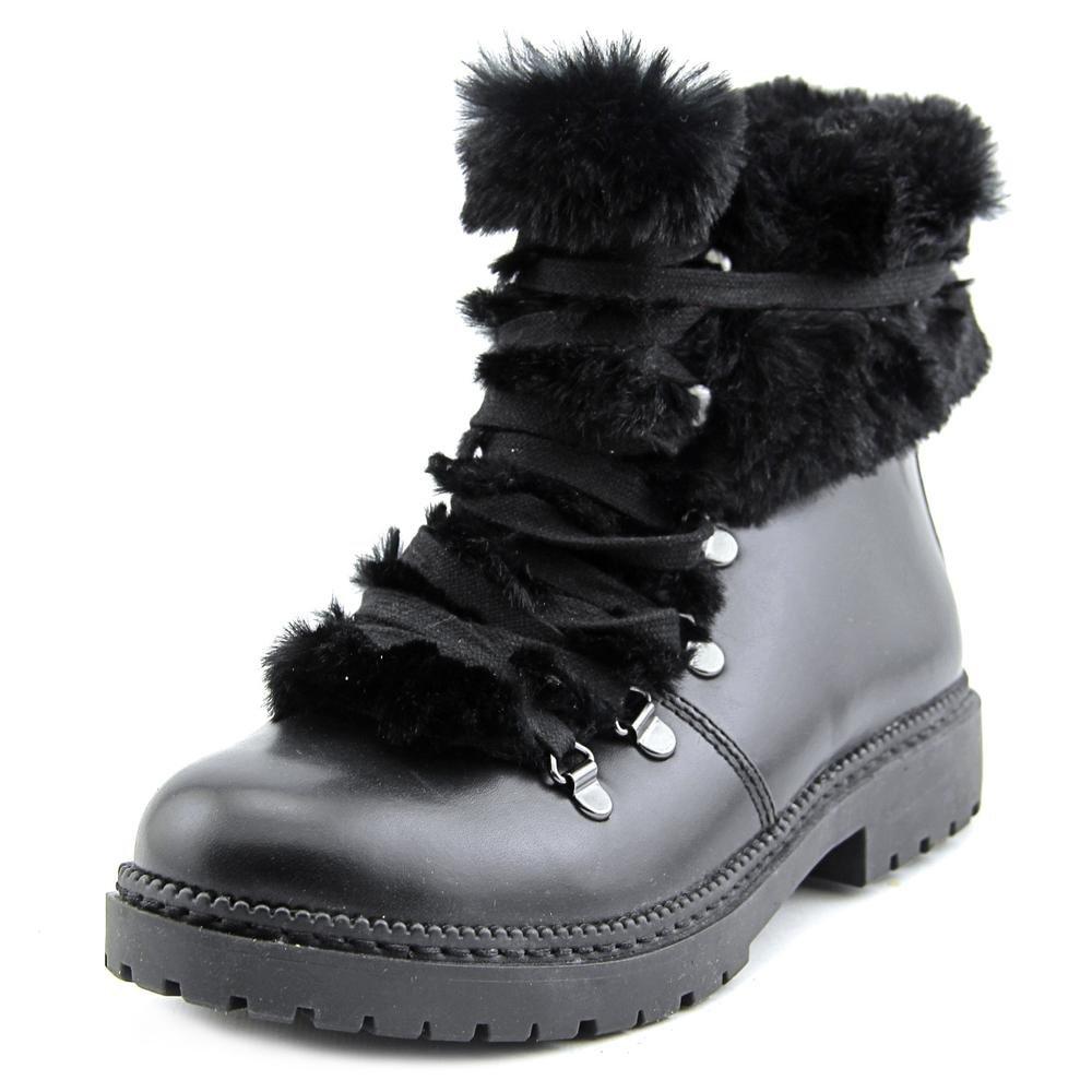 INC International Concepts Womens Pamelia Closed Toe Fashion Boots B075LJR4XC 8.5 B(M) US|ブラック ブラック 8.5 B(M) US