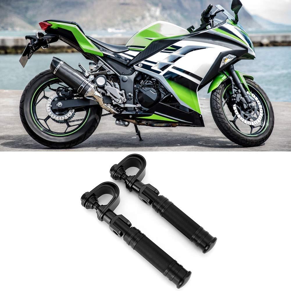 La p/édale universelle de repose-pieds de moto de commande num/érique par ordinateur repose laccessoire de b/âti daiguilles convenable pour Honda
