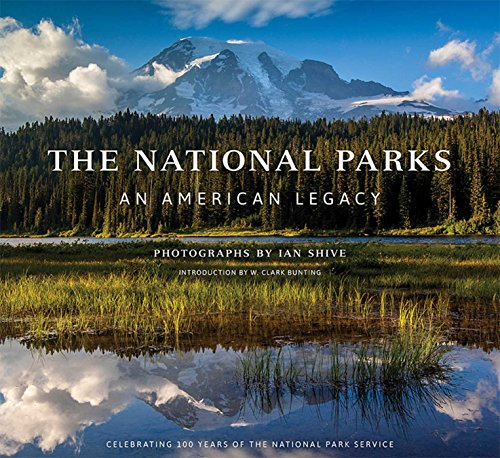 The National Parks: An American Legacy tells the story of the parks through the photography of Ian Shive and poignant essays by today's leading naturalists, scientists, explorers, and artists.From the cascading waterfalls of Yosemite to the unique ge...