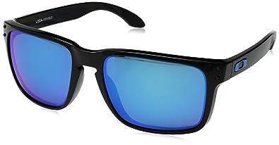 97201a9824fa Oakley Herren Sonnenbrille Holbrook XL 941703, Schwarz (Negro), 59 ...