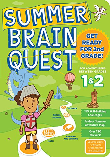 Summer Brain Quest Between Grades 1 & 2