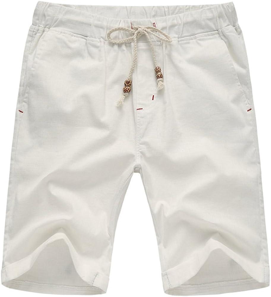 AIYINO - Pantalón Corto - para Hombre