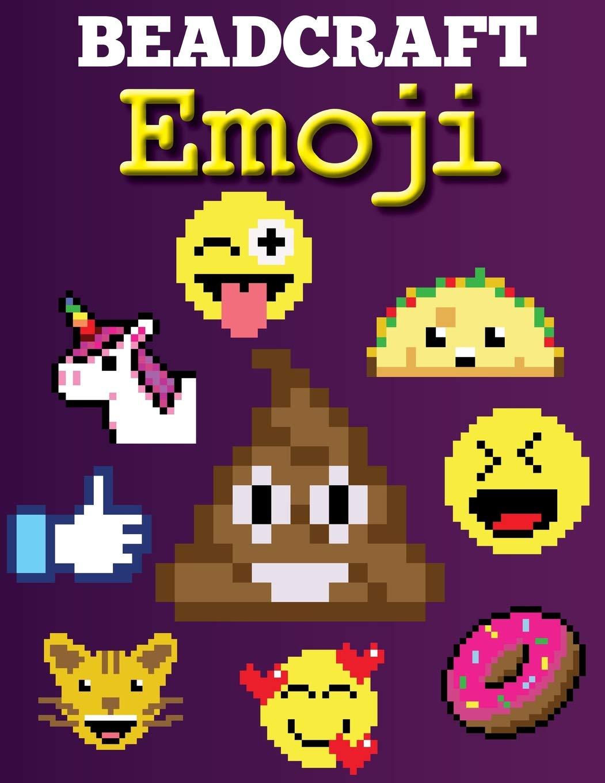 Beadcraft Emoji: Over 100 patterns for Perler Beads, Qixels, Hama