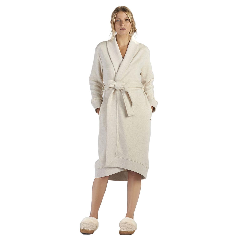 UGG Women's Karoline Bath Robe, Cream, XS