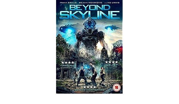 Beyond Skyline [DVD] [Reino Unido]: Amazon.es: Frank Grillo, Bojana Novakovic, Iko Uwais, Callan Mulvey, Valentine Payen, Betty Gabriel, Jack Chausse, ...