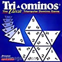 Tri-Ominos; the Classic Triangular Domino Game; Plus Bonus Game - Tri-Ominos for Kidsの商品画像
