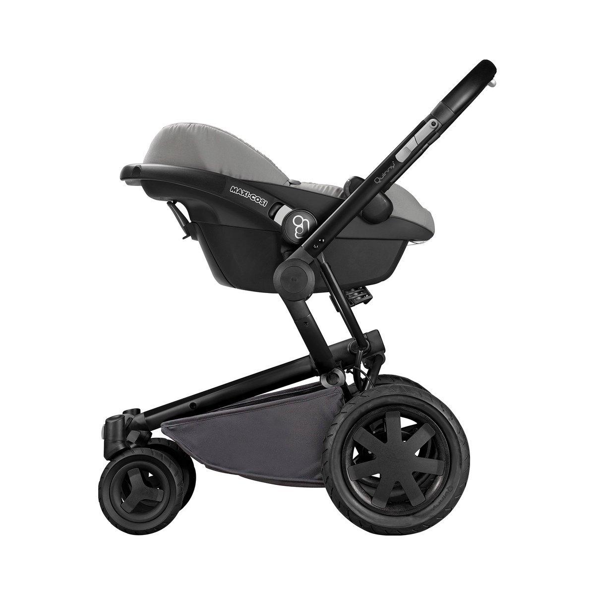Quinny ES Buzz Xtra - Silla de paseo, color gris: Amazon.es ...