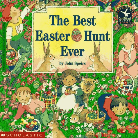 The Best Easter Hunt Ever (Read with Me Cartwheel Books)