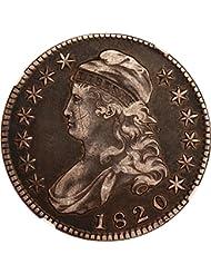 1820 P Bust Half Dollars Half Dollar VF30 NGC\CAC