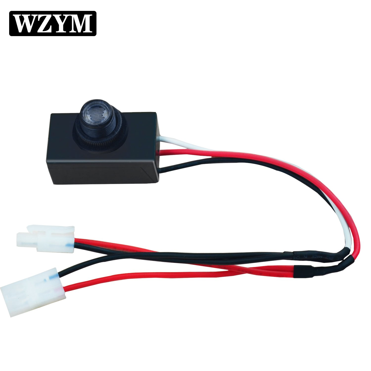 Wyzm 120 277v Led Photocell Dusk To Dawn Outdoor Swivel Cell Light Wiring Photosensorphotocellpng Control Sensor