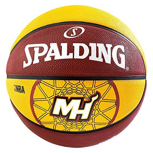 Spalding Basketball - Ballon Miami Heat 3001587012217