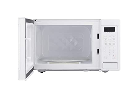 Kenmore 70912 Countertop Microwave, 0.9 cu ft, White