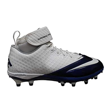 best sneakers b5995 12041 Amazon.com   Nike Lunar Super Bad Pro TD Men s Football Cleats   Football