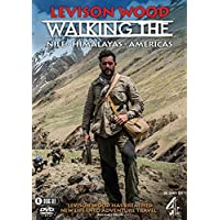 Levison Wood - Walking The Nile / Walking the Himalayas / Walking the Americas (4 Discs) [DVD]