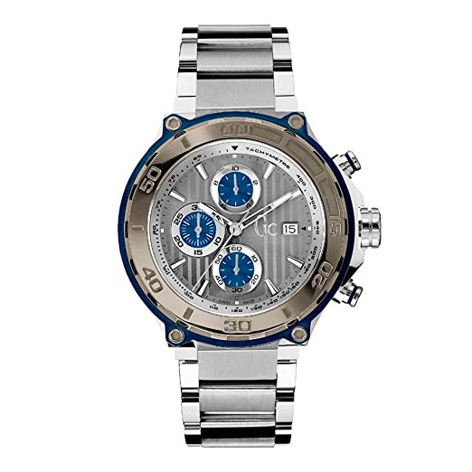 GC by Guess reloj hombre Sport Chic Collection GC Bold cronógrafo X56010G5S: Amazon.es: Relojes