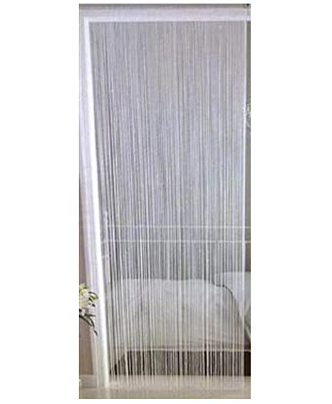 A Express String Curtains Door Fly Screen Windows Divider Patio Net