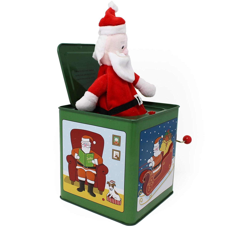 Santa Jack in the Box HearthSong SG/_B01MQCBWX1/_US