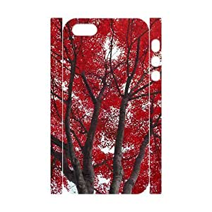 ALICASE Diy Customized Case Maple 3D Case for iPhone 5,5S [Pattern-1]