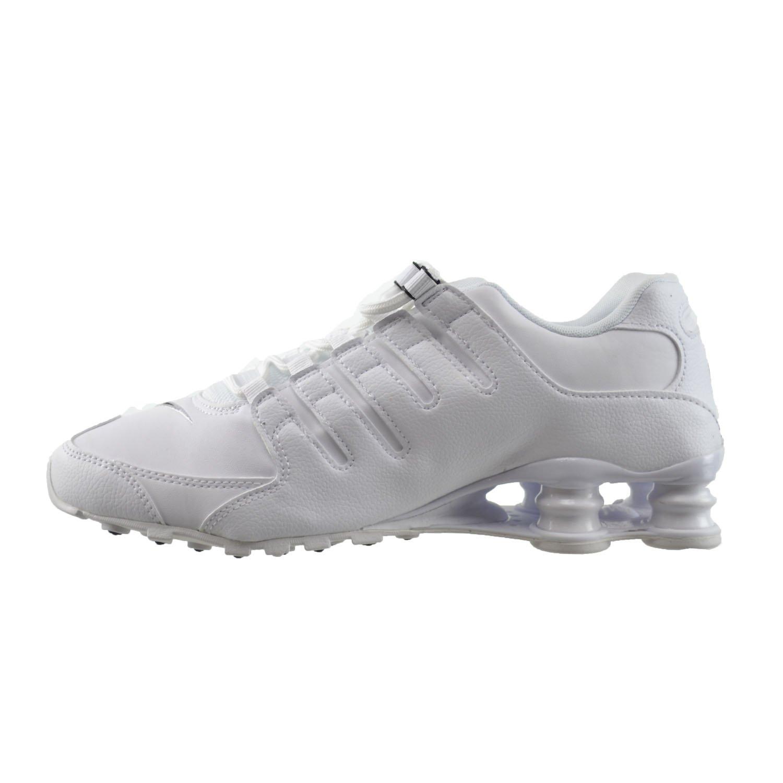 Nike Shox Nz Hvit Blå kKMBXfU1
