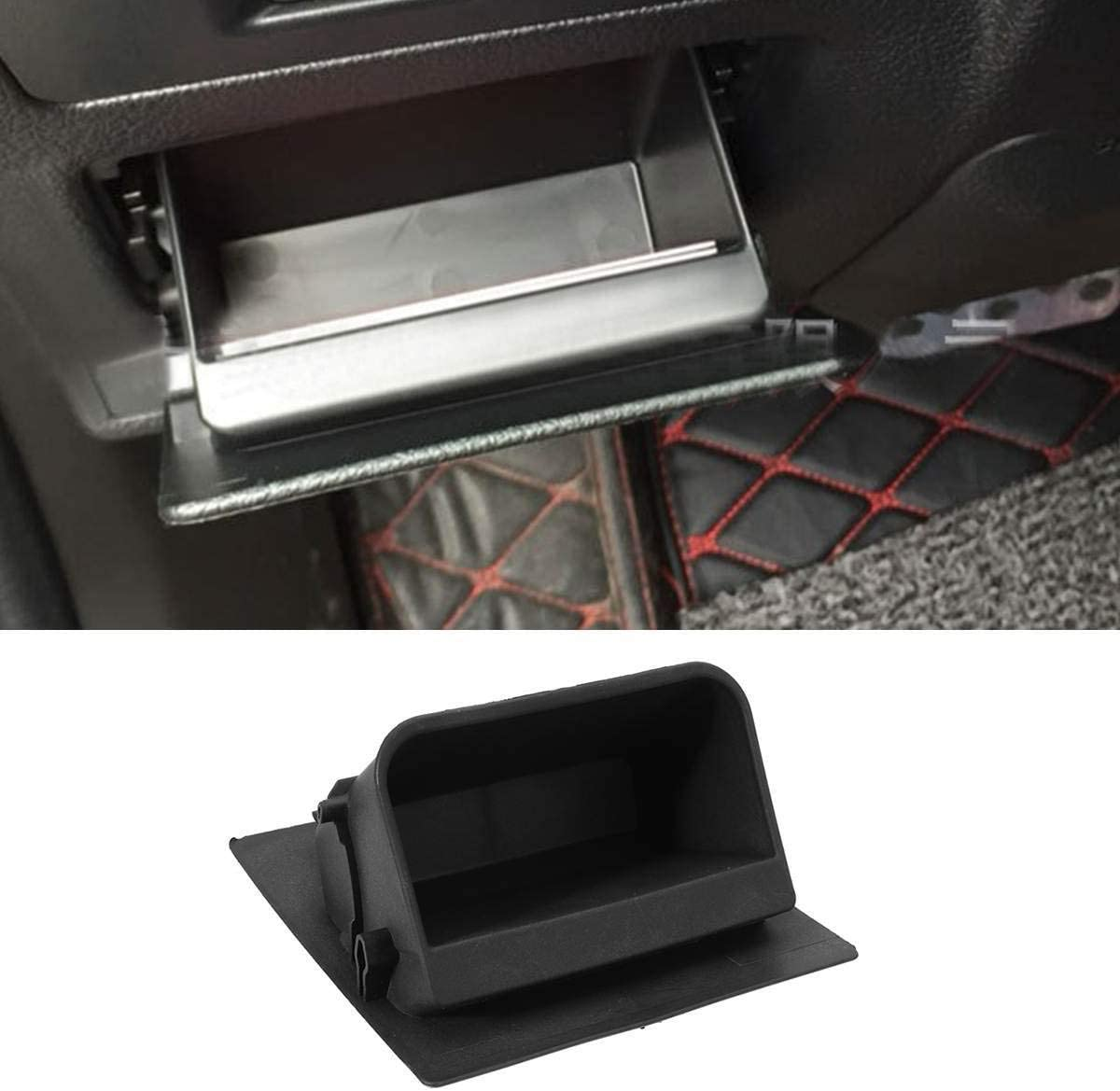 Center Console Cover LHD Car Fuse Box Armrest Storage Box Coin Cards Box Tray Holder Fit for Subaru XV Forester Impreza Outback Legacy WRX STi