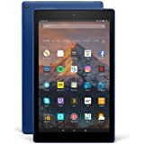 """Fire HD 10 Tablet with Alexa Hands-Free, 10.1"""" 1080p Full HD Display, 32 GB, Marine Blue – with Special Offers"""