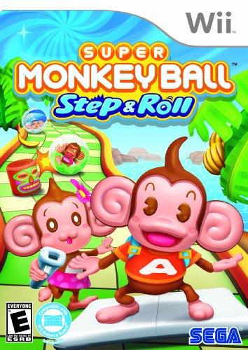 Adventures Roll Wii (Super Monkey Ball: Step & Roll - Nintendo Wii)