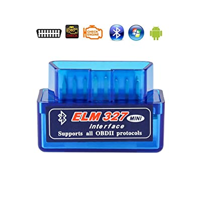 Elm327 Launchh OBD2 Professional Bluetooth Scan Tool and Code Reader for Android,ELM327 V2.1 Interface OBDII OBD2,Car Auto Diagnostic Scanner: Car Electronics