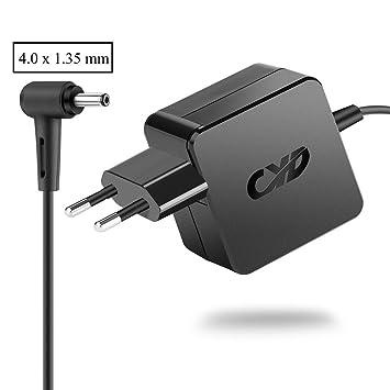CYD 19 V 3,42 A 65 W Power Fast de ordenador portatil de AC de fuente de alimentación ...