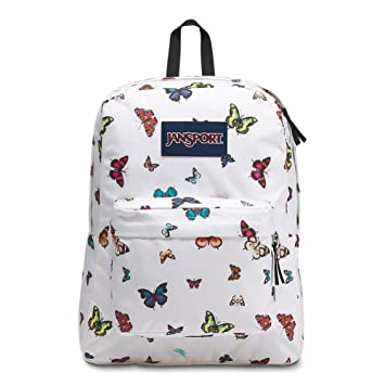 JanSport Superbreak Backpack - Butterflies - Classic 7cc10882f2f48