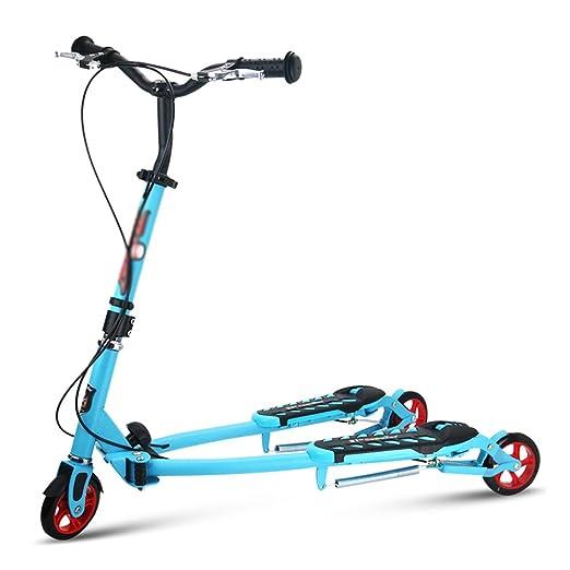Patinete- Scooter para niños, Tijera, Coche, 4-12 años ...