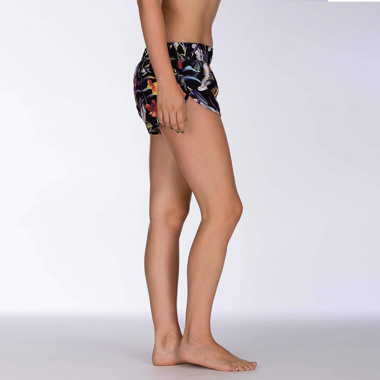 Femme Hurley W Supersuede Beachrider BS Maillots De Bain