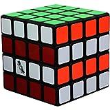 HJXDJP - マジックキューブ 標準色ステッカー立体パズル立体キューブ ポップ防止立体キューブ スムーズ回転キューブ 競技用スピードキューブ (4x4x4)