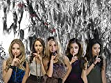 XXW Artwork Pretty Little Liars Poster Spencer Hastings/Hanna Marin/Aria Montgomery Prints Wall Decor Wallpaper