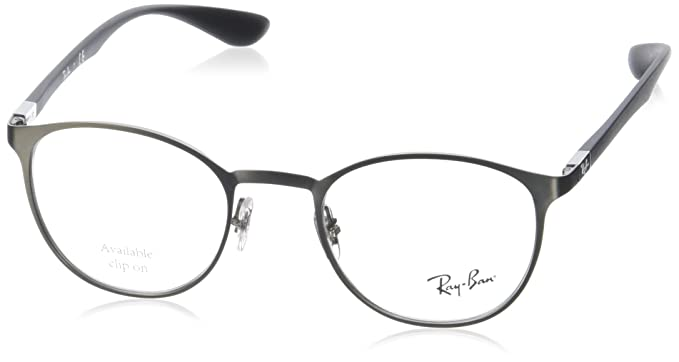 eb352bf3233 Amazon.com  Ray-Ban Optical 0RX6355 Sunglasses for Unisex  Clothing