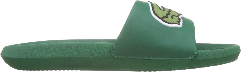 Lacoste Croco Slide 319 4 Us CMA Sandales Bout Ouvert Homme