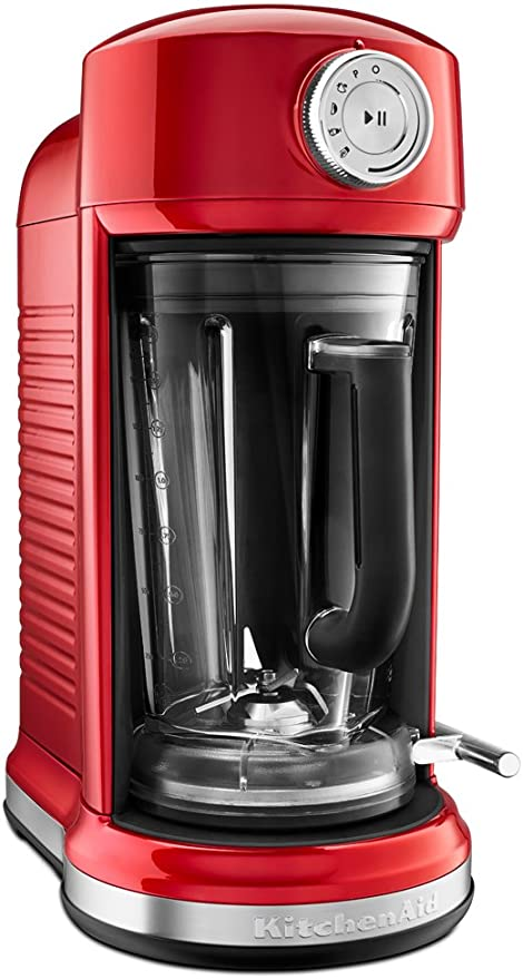 KitchenAid Artisan 5KSB5080BFP Artisan Magnetic Drive Blender Frosted Pearl