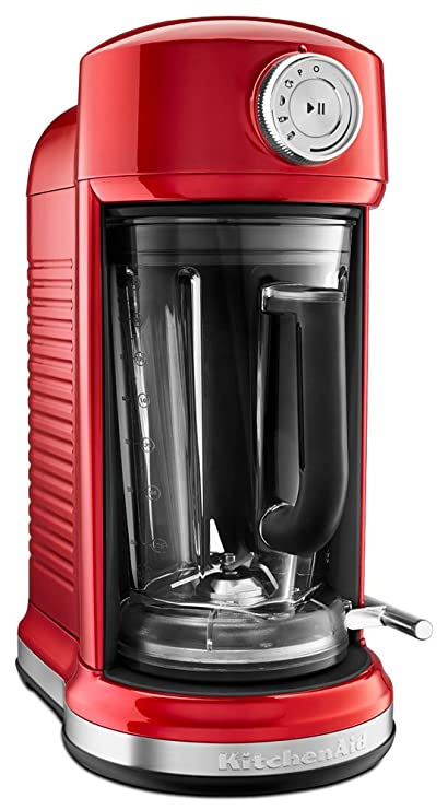 KitchenAid KSB5010CA Torrent Magnetic Drive Blender, Candy Apple